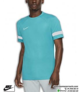 Camiseta NIKE Dri-FIT Academy Verde Agua CW6101-356