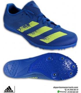 Zapatilla Running Clavos ADIDAS Allroundstar Junior Azul