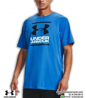Camiseta Under Armour GL Foundation Azul