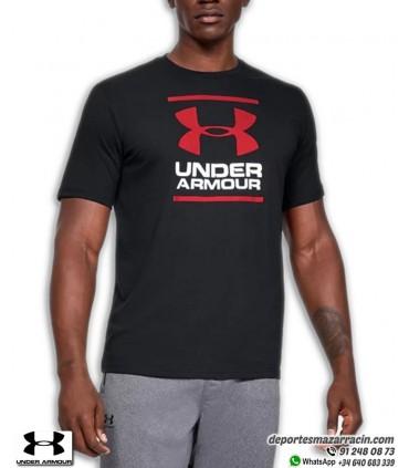 Camiseta Under Armour GL Foundation Negro