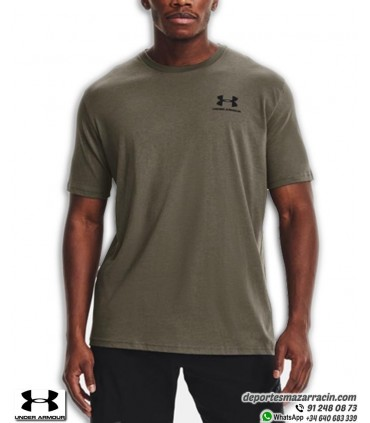 Camiseta Under Armour SPORTSTYLE Verde