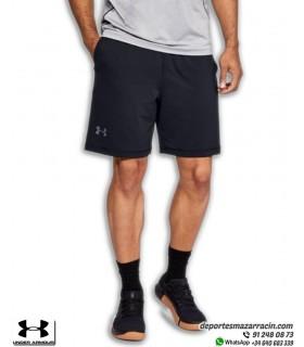 Pantalón Corto UNDER ARMOUR RAID Short Negro