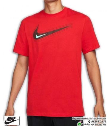 Camiseta NIKE Sportwear SWOOSH Rojo