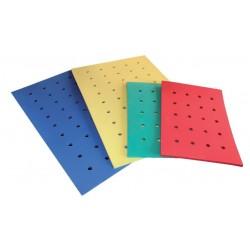 tapiz para piscina con AGUJEROS softee natacion