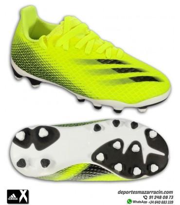 adidas X GHOSTED 3 Bota Fútbol Niños Amarilla