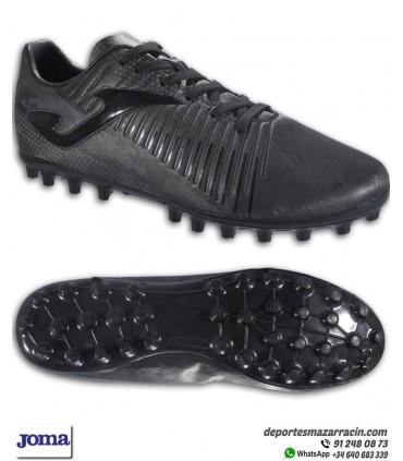 Bota Fútbol JOMA PROPULSION Artificial Grass Negra