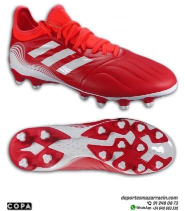 adidas COPA SENSE .3 Roja Bota Fútbol MG