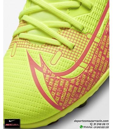 Nike MERCURIAL SUPERFLY 8 Club Niño Amarilla