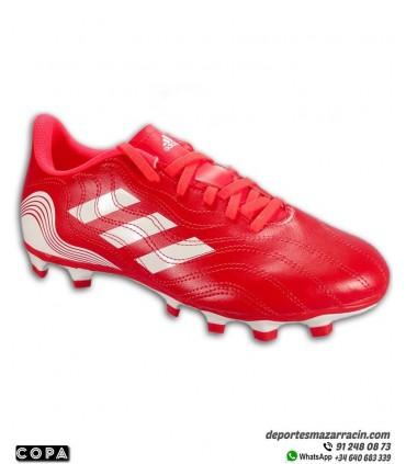 adidas COPA SENSE.4 Roja Bota Fútbol MG
