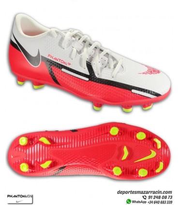 Nike PHANTOM GT2 Club Blanco-Rojo FG/MG