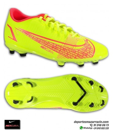 Nike MERCURIAL VAPOR 14 Club FGMG Amarilla