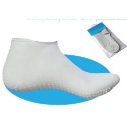 calcetin del latex ESCARPIN piscina natacion softee