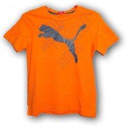 camiseta Puma deporte de juvenil 2012 819466 LOGO TEE