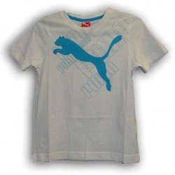 camiseta Puma deporte de juvenil 2012 819465 LOGO TEE