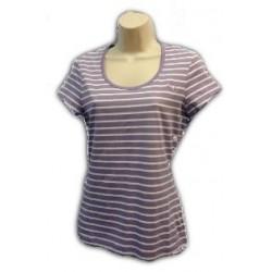 camiseta Puma de Mujer 2012 ESS STRIPED TEE 815784