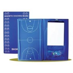 Carpeta tactica baloncesto profesional