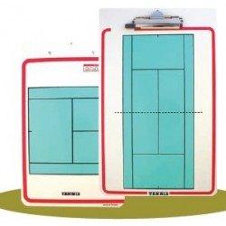Carpeta tactica tenis PVC/ABS reversible