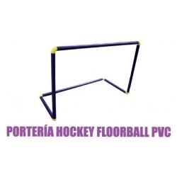 Porteria multiusos hockey froorball PVC 100x70 softee
