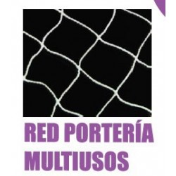 Red Porteria multiusos 140x105 softee