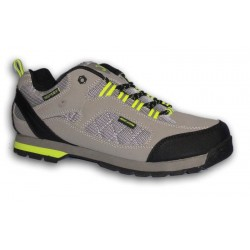 zapatilla treking John Smith gris