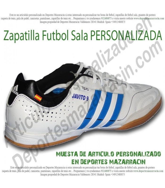 Imaginativo animal la carretera  PERSONALIZAR zapatilla FUTBOL SALA grabar estampar nombre numero bandera  escudo