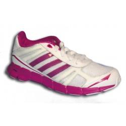 Adidas ADIFAST K Zapatilla deporte para niña rosa