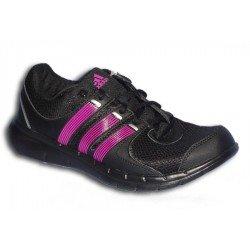 Adidas zapatilla gimnasio mujer AT.120 2013 negro