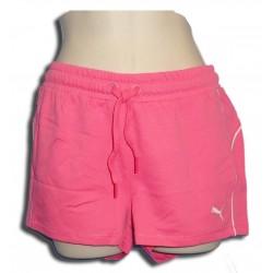 Pantalon corto PUMA Mujer Short Rosa