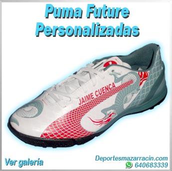 Puma Future personalizadas galería de imágenes