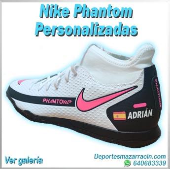 Nike Phantom personalizadas galería de imágenes