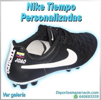 Nike Tiempo personalizadas galería de imágenes