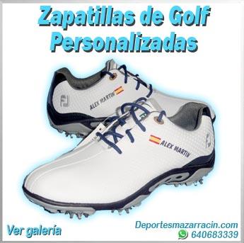 zapatillas de golf personalizadas galería de imágenes