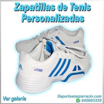 zapatillas de tenis personalizadas galería de imágenes