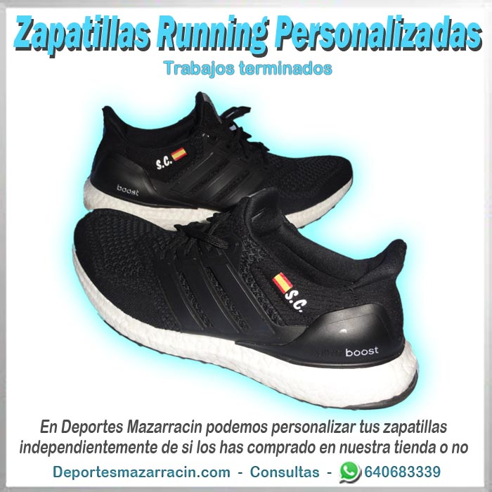 zapatilla Running personalizada adidas