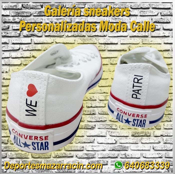 Galería de zapatillas Moda calle Personalizadas