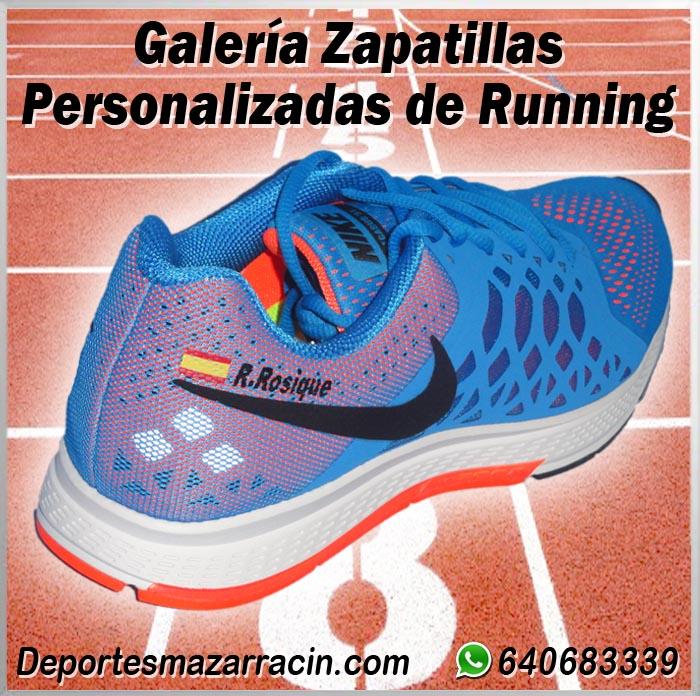 Galería de zapatillas Running Personalizadas
