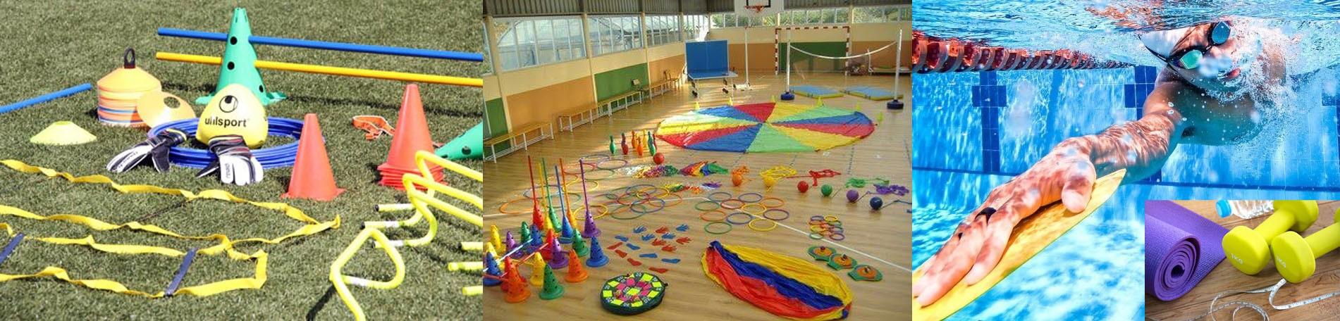 Material de entrenamiento en Deportes Mazarracin Valdemoro